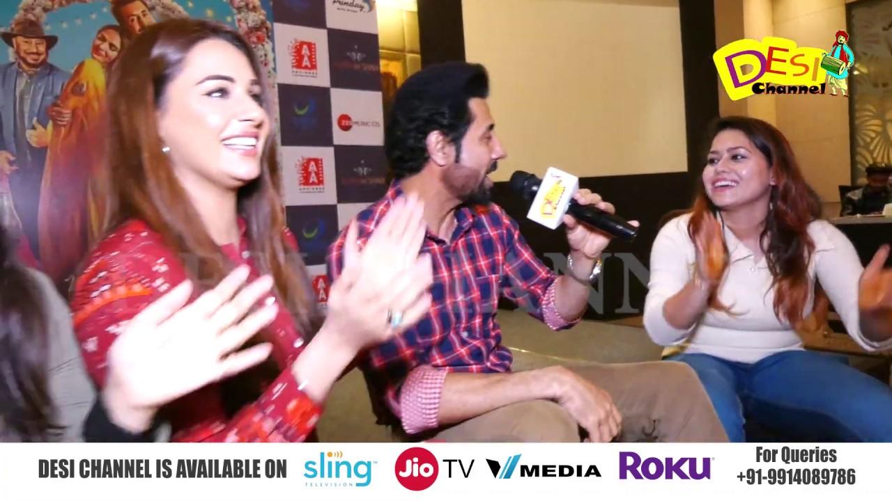 Band vaaje Binnu Dhillon Mandy Takhar Pooja Gujral