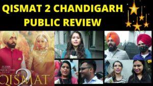 Qismat 2 Public Review : Ammy Virk, Sargun Mehta