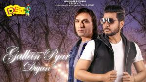 Surjit khan – Gallan Pyar Diyan Latest Punjabi Song 2020