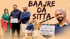 Ammy Virk & Tania Movie Baajre Da Sitta Release Date Announced 15th July 2022