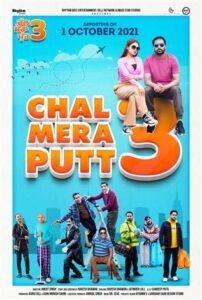 Chal Mera Putt 3 releasing on 1st October 2021 by Rhythm Boyz Entertainment