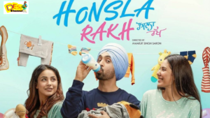 Trailer and Songs of the Upcoming Punjabi Romantic Comedy film 'Honsla Rakh' garners praises