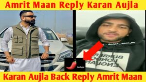 Amrit Maan's Reply To Controversy With Karan Aujla Is All What The Industry Needs Right Now