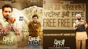 Babbal Rai, Surilie Gautam, Prince Kanwaljit Movie Posti Release Date 28 January 2022