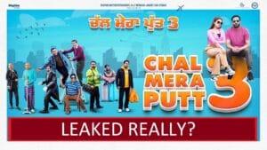 Chal Mera Putt 3 Download Full Movie HD