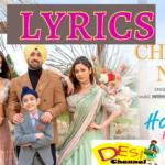 chanel no 5 song lyrics diljit dosanjh honsla rakh