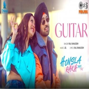 guitar honsla rakh song lyrics