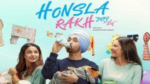 Honsla Rakh Takes Bumper Opening : Diljit Dosanjh , Shehnaaz Gill, Sonam Bajwa , SHinda Grewal