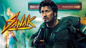 Vidyut Jammwal Starrer 'Sanak' Trailer Is Out Now!