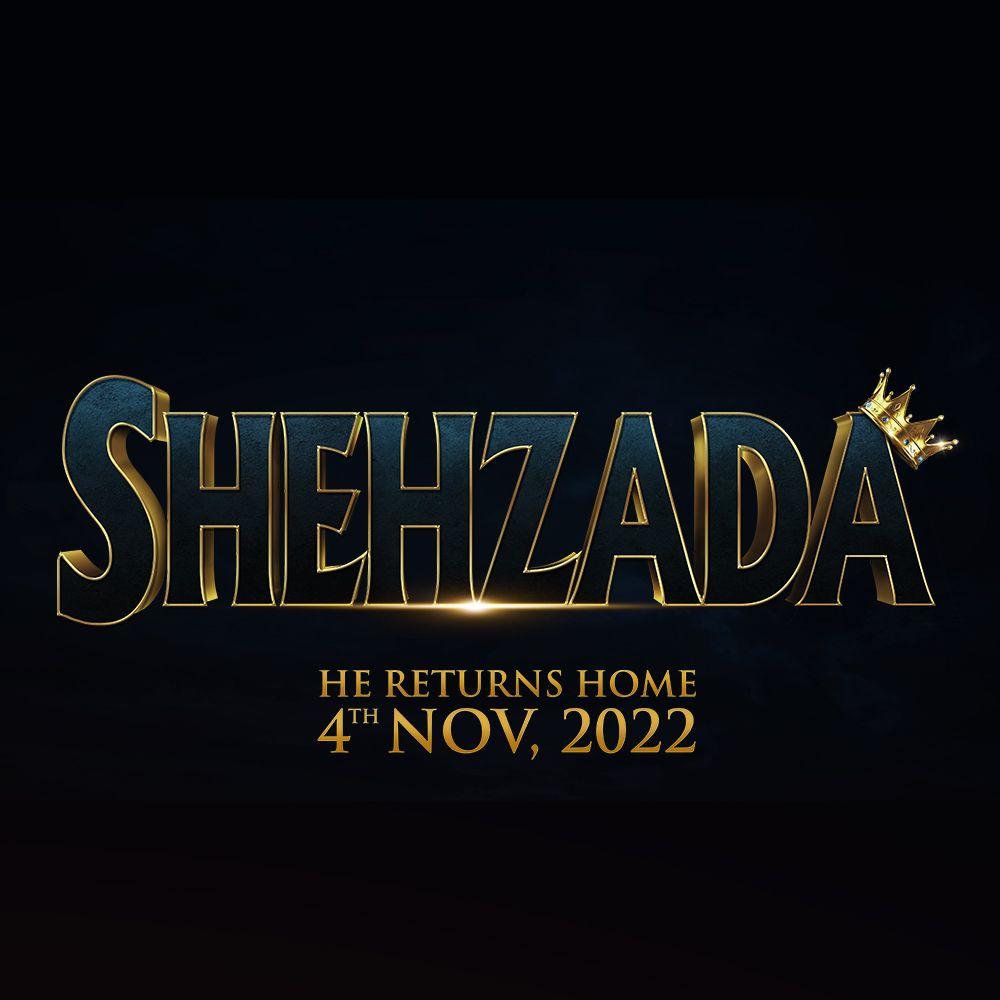 shehzada movie official poster
